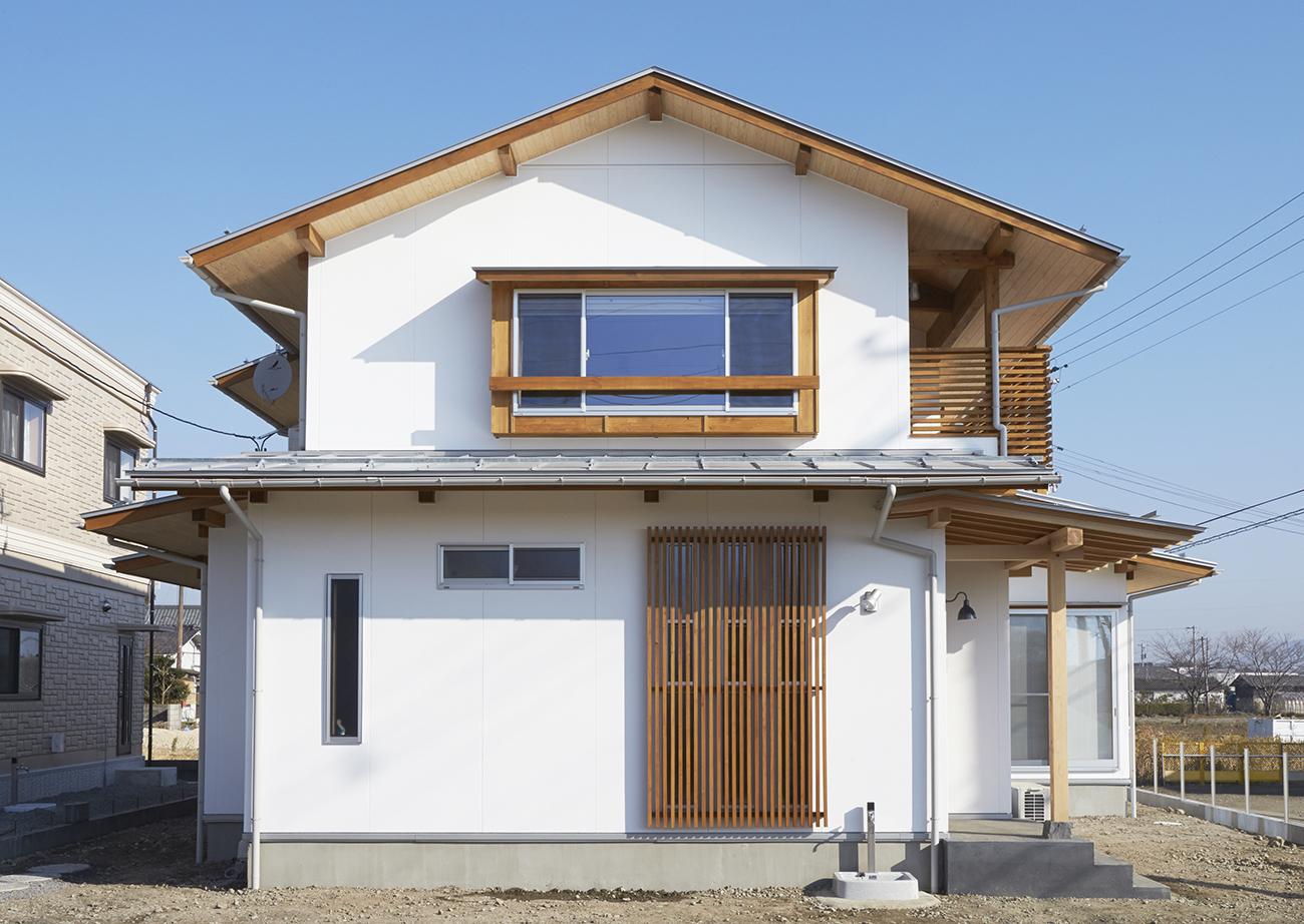 のびのび太陽と暮らす家